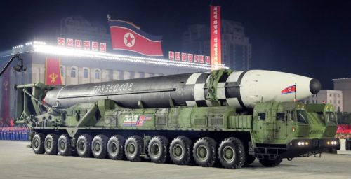 North Korea's long-range missiles pose the greatest threat to Seoul