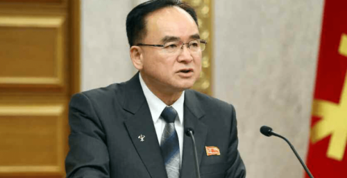 Kim Jong Un's right-hand man may be leading a new North Korean security council