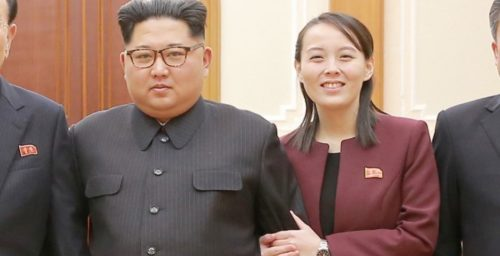 Kim Yo Jong found her own voice, but she's far from taking North Korea's throne