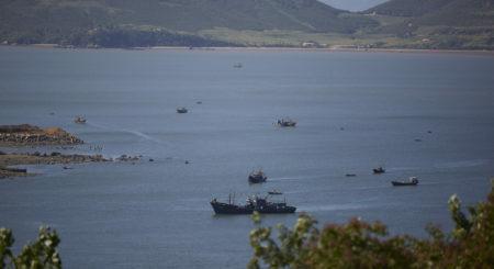 After serious drops in trade, North Korean ship activity surges near China