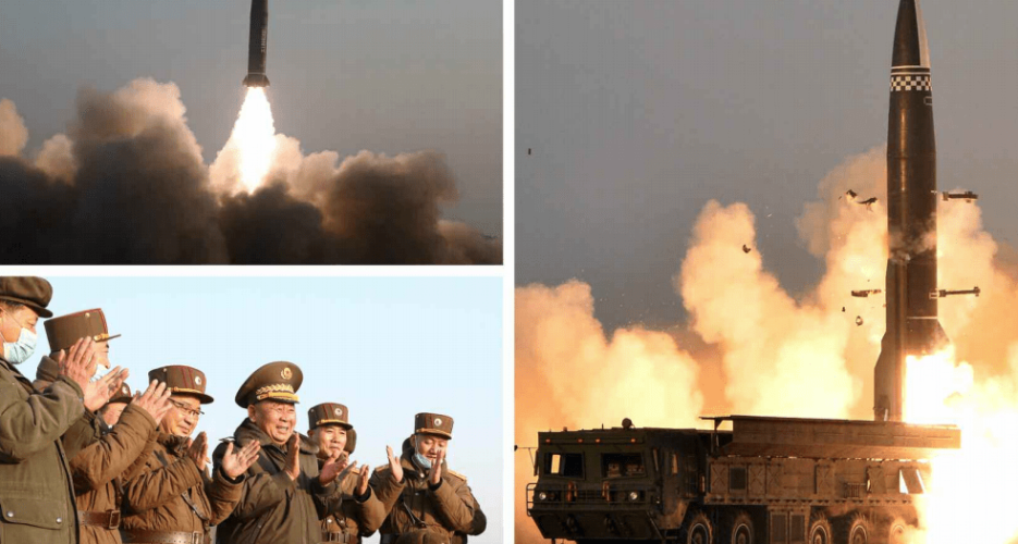 What we know about North Korea's 'newly developed' missiles