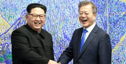 Why South Korea can't stop — and won't stop — its North Korea outreach