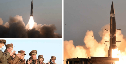 How Chinese netizens reacted to North Korea's contentious ballistic missile test