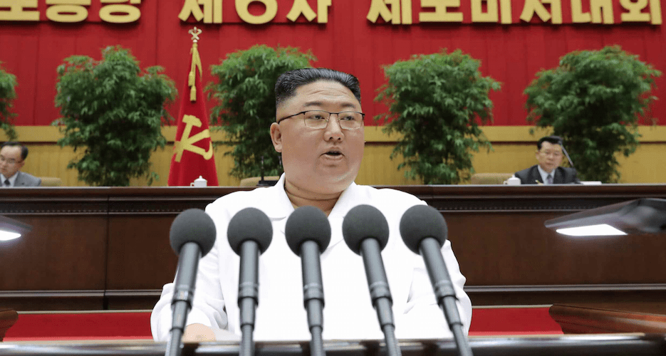 Timeline: From Kim Jong Un's famine reference to a signed cost-sharing deal