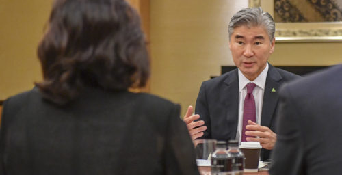 What the new envoy to North Korea thinks about nukes, sanctions and engagement