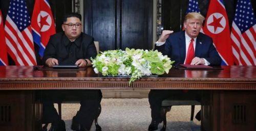Three years on, little for US and North Korea to build on from Singapore deal