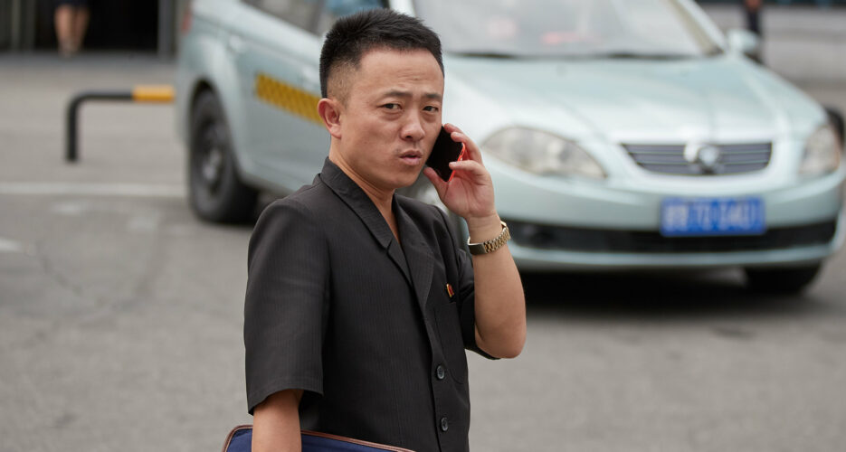 Overtaxed cell network and shoddy construction pose risks in North Korea