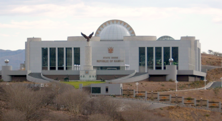 How North Korea received millions in Namibia constructing a 'white elephant'