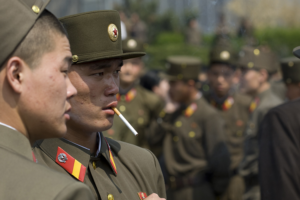 Tobacco leads North Korean imports from China in June amid anemic trade