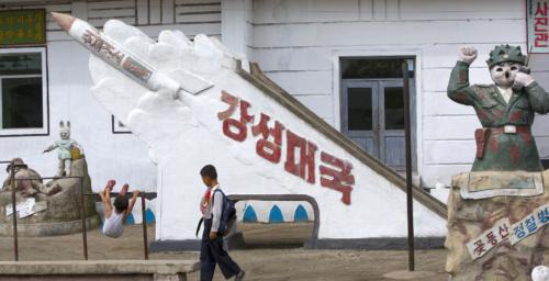 Sanctions won't convince North Korea to denuclearize