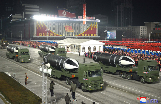 North Korea continues missile, nuclear development, says Panel of Experts report