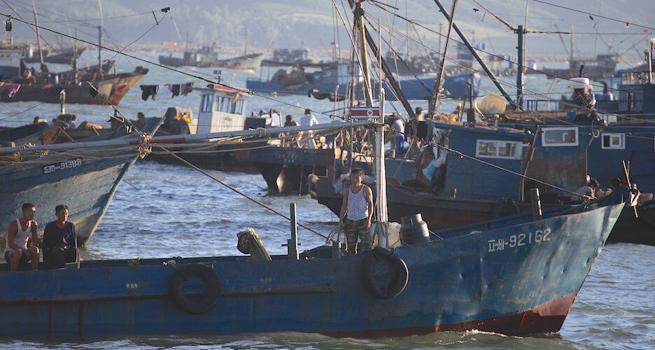 North Korea tightens fishing rules for Chinese boats due to COVID event: UN PoE