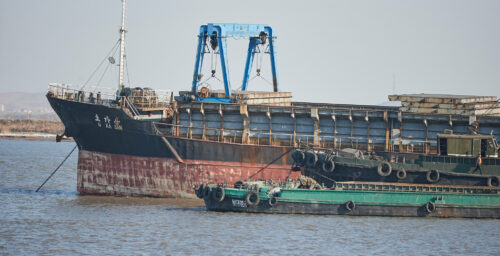 North Korea acquires two oil tankers through Chinese brokers: UN report