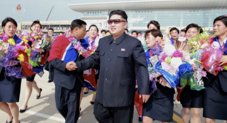 North Korea's ambitious economic targets belie struggles on the ground