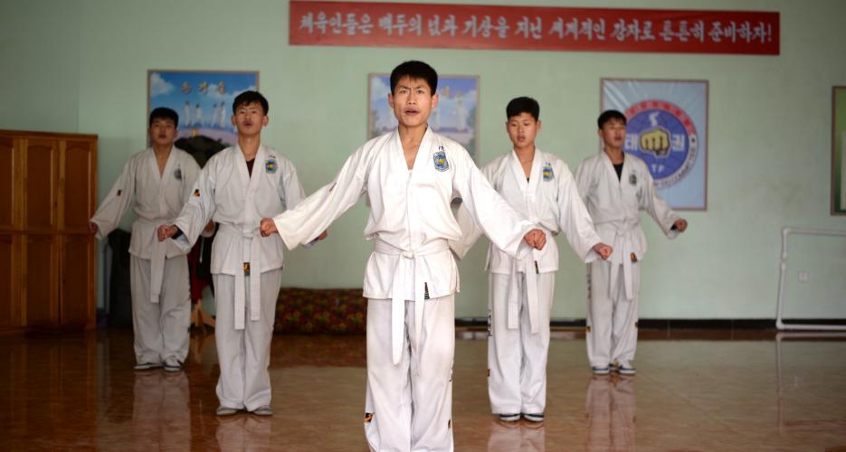Taekwondo, tourism and trade: Estonia's ties with North Korea