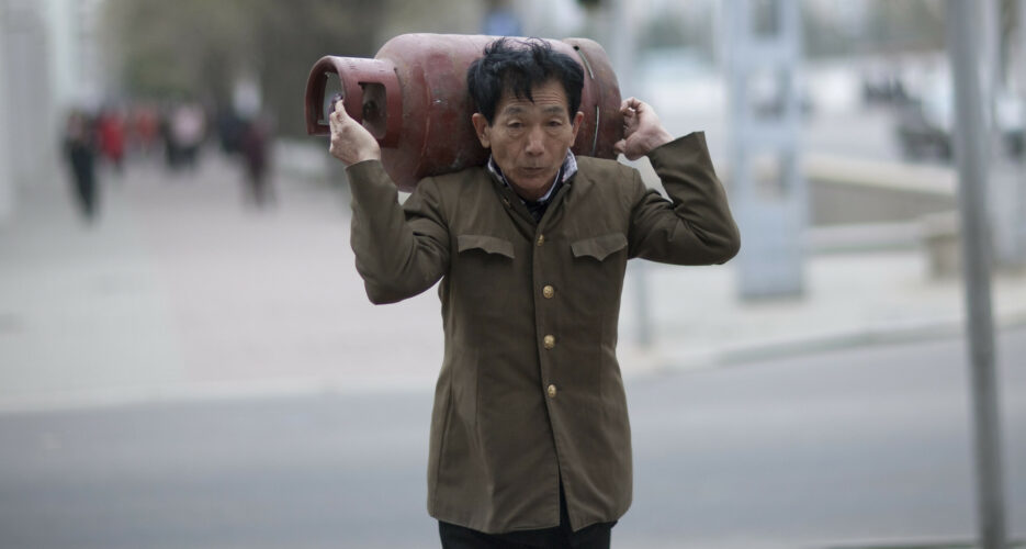 North Korea's official oil imports tick up but remain far below its needs