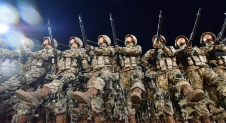 Arms buildup between two Koreas heightens risk of conventional and nuclear war