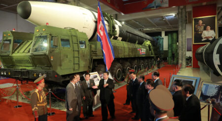 North Korea pulls back the curtain on current and future weapon technologies