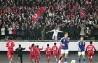 APTOPIX North Korea Japan WCup Soccer