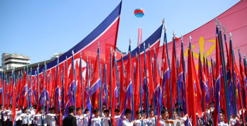 Worship and Celebration, from Pyongyang to London