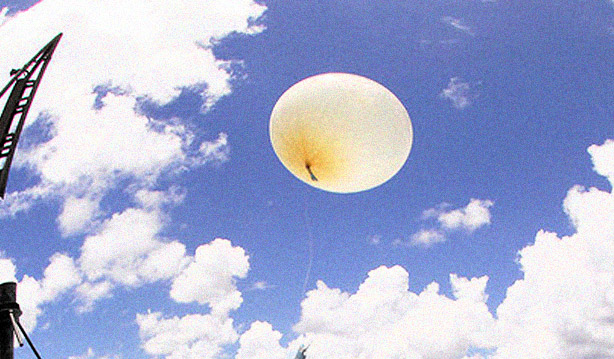 Are human rights activists launching balloons into North Korea making any difference?