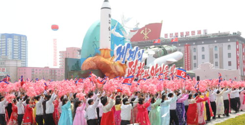 North Korea Extends Rocket Launch Window To Include Christmas