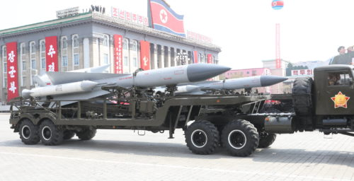 Russia: We're Not On High Alert Over North Korean Rocket Launch
