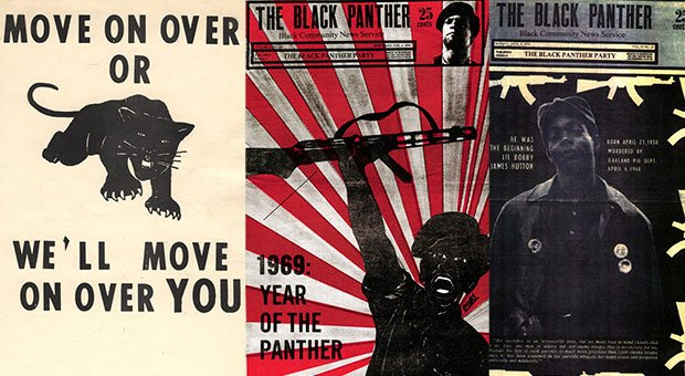 black-panther-magazine-covers