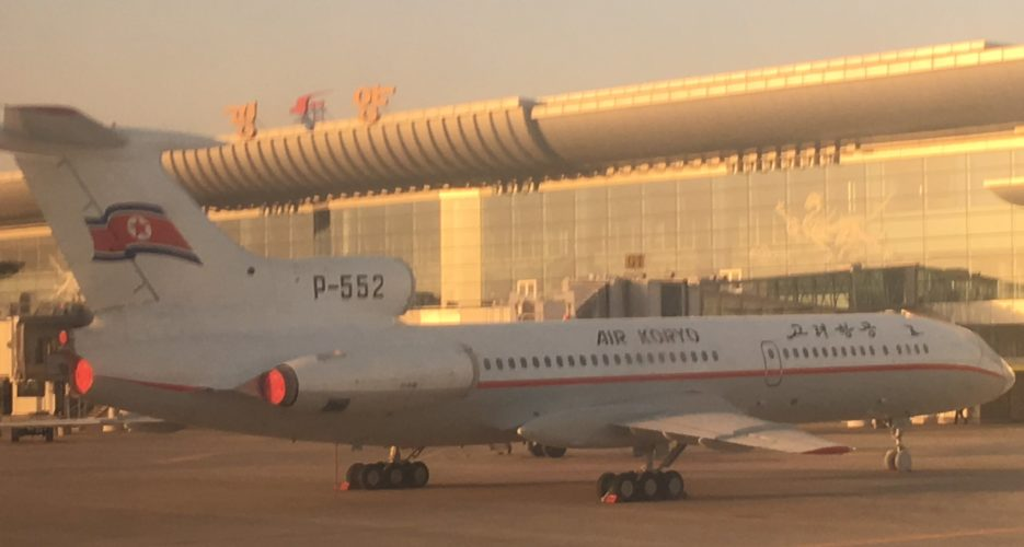 North Korea's Vintage Airliners Banned From China