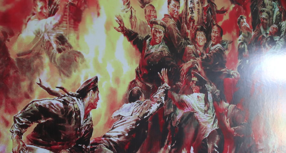 Obama and American Soldiers Ablaze in New North Korean Video