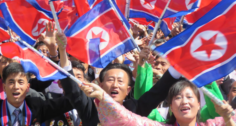 'The Whole World Knows We Koreans Are Best!'