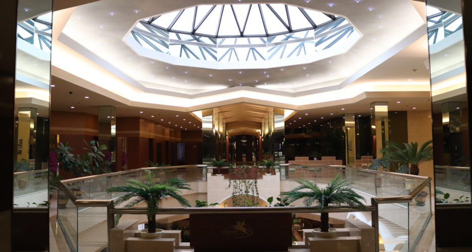 Luxury Hotel Building Boom In Pyongyang Continues