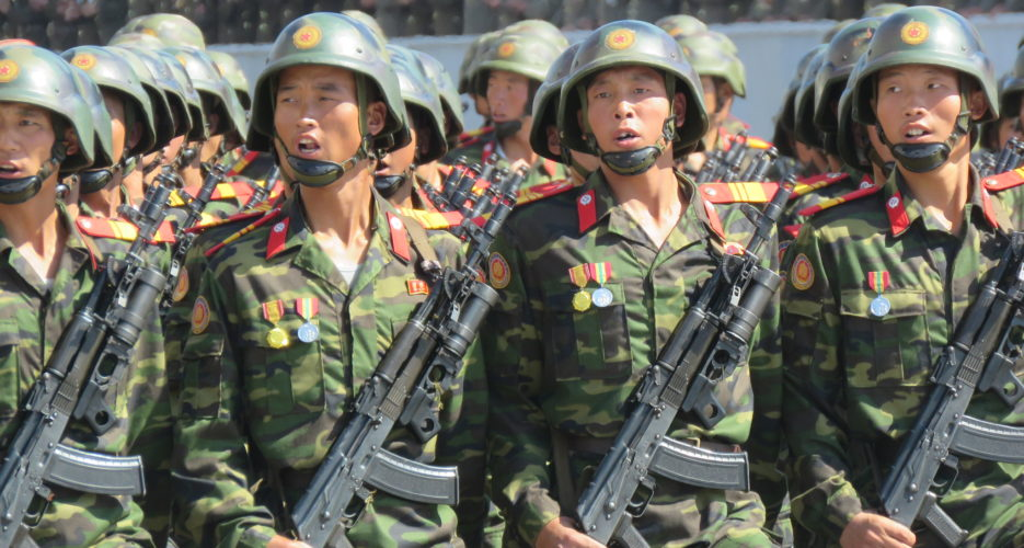 North Korea Urges Foreigners in South Korea to Evacuate in Event of War