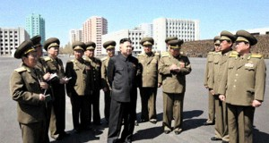 Data shows Kim Jong Un's heavy military focus in Q1