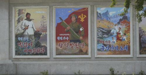 North Korean Movies VS NYC Summer Blockbusters