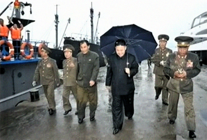 KJU-walking