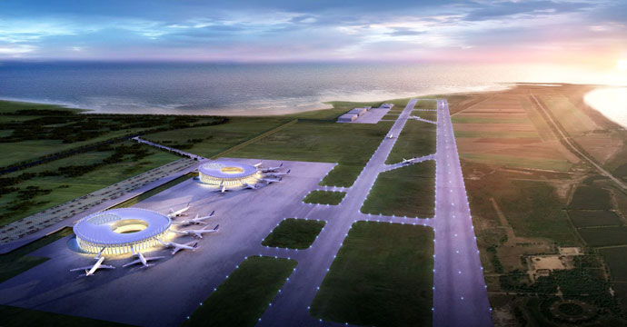 artists-impression-of-proposed-wonsan-airport-design