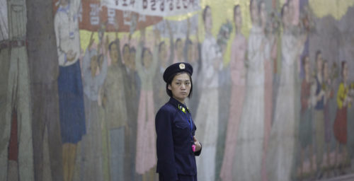Why are the majority of North Korean defectors female?