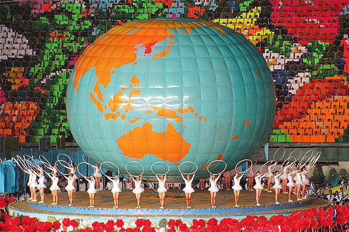 Where-North-Korea-Belongs-World-Map