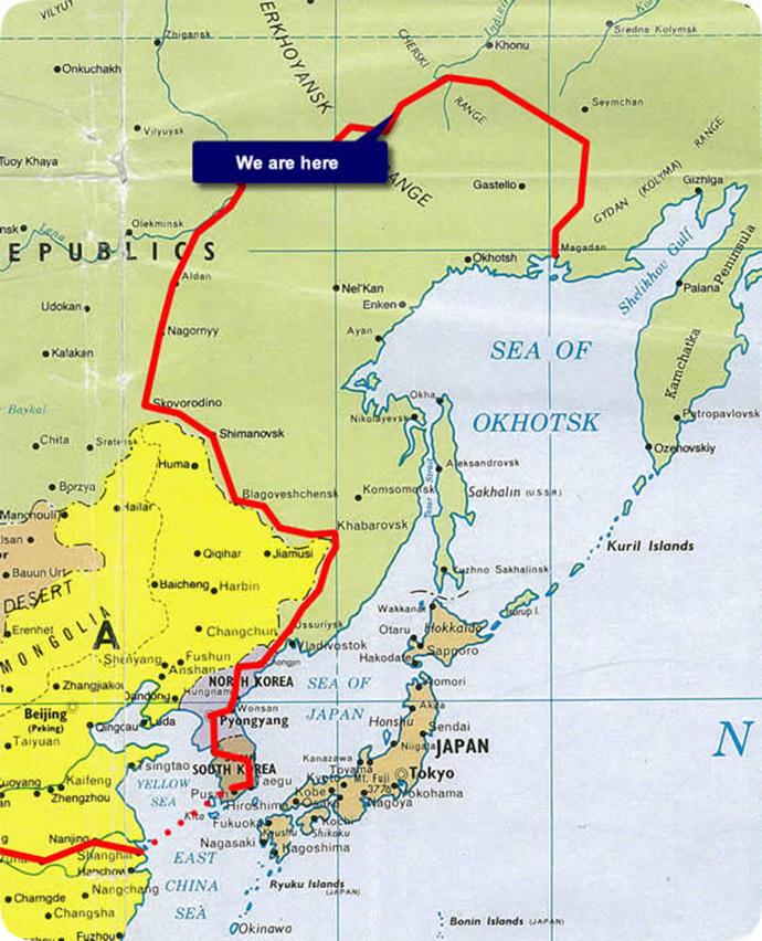 route-map-koreas
