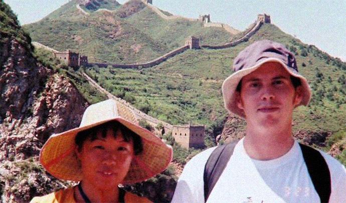 sneddon-in-china