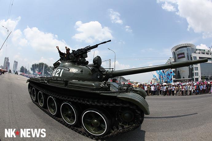 tank-close-up-north-korea