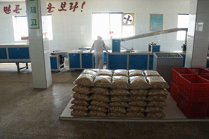 Paeksong Foodstuffs Factory 2