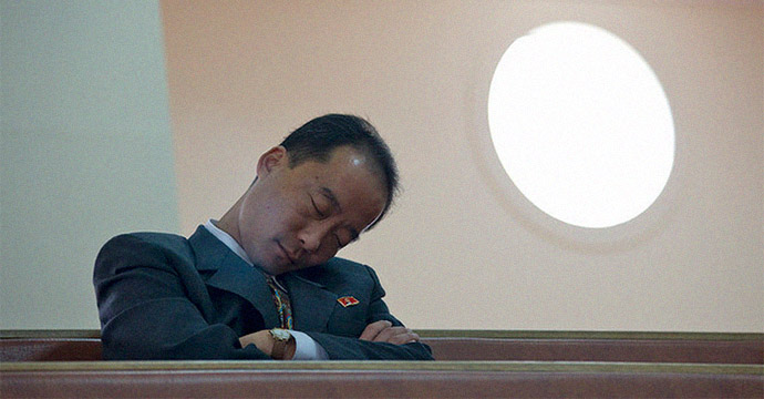 man-sleeps-north-korean-church