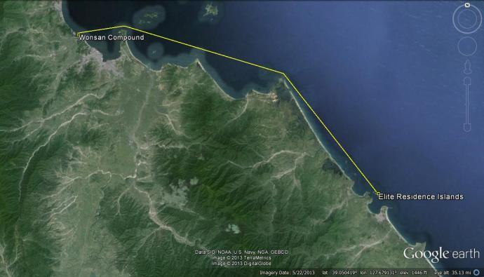 2013-10-17-Wonsan-islands-GE