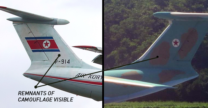 ilyushin-camouflage-comparison