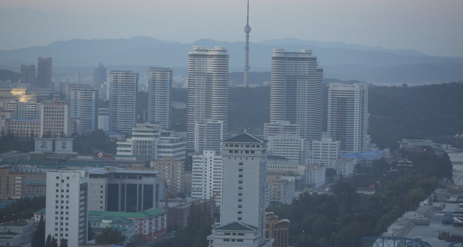 Learning from public space in Pyongyang