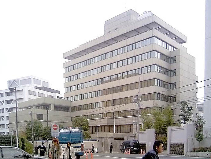 chongryon-building