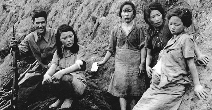 "For the sake of unity, Japan must make amends for the ""comfort women"""