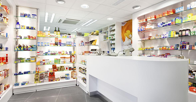 Inside the Pyongsu Pharmacy, Pyongyang | Picture: http://pyongsu.com/